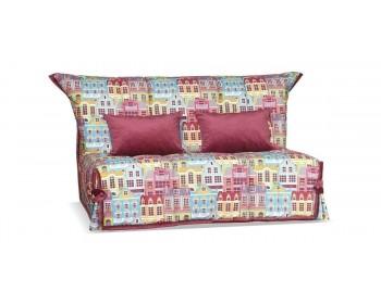 Тканевый диван Гейша