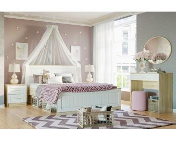 Гарнитур для детской комнаты Оливия New К-05