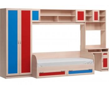 Гарнитур для детской комнаты Белоснежка