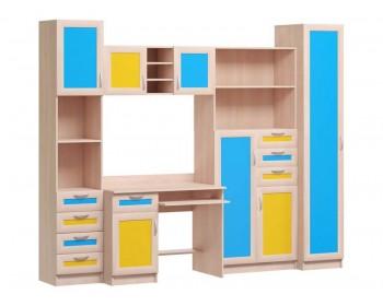 Гарнитур для детской комнаты Том и Джерри 3