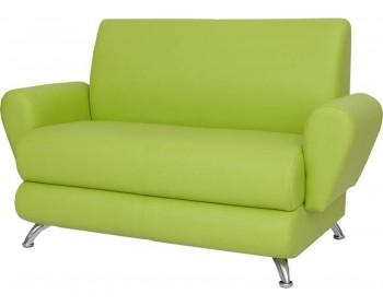 Кожаный диван Блюз 10.02 двухместный