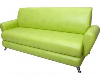 Кожаный диван Блюз 10.02 трехместный