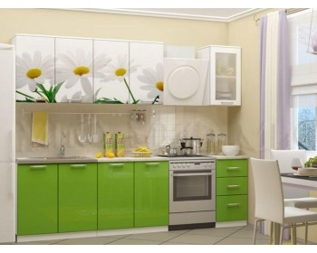 Кухонный гарнитур Ромашки-2 2000