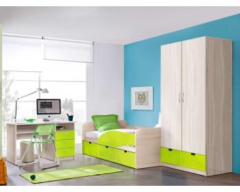 Гарнитур для детской комнаты мебель Бриз