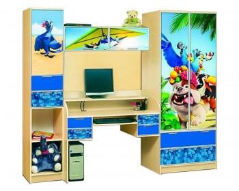 Гарнитур для детской комнаты Сказка-19