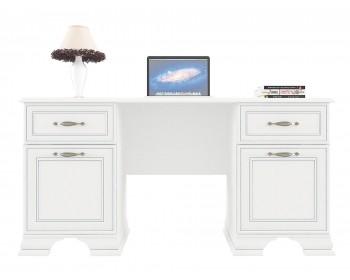 Компьютерный стол Tiffany в цвете Вудлайн кремовый