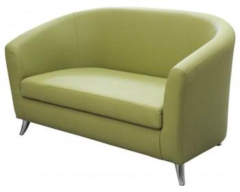 Кожаный диван Алекто