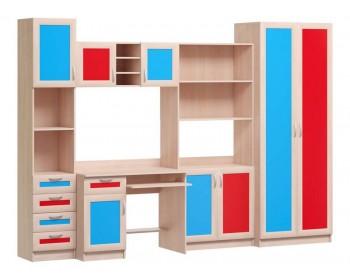 Гарнитур для детской комнаты Том и Джерри 4