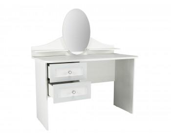 Туалетный стол Прованс в цвете Белый