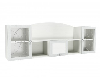 Гарнитур для детской комнаты Прованс в цвете Белый