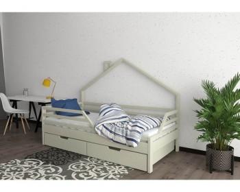 Кровать детская Домик-4