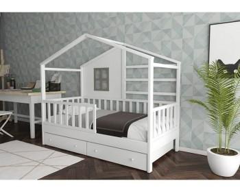 Кровать детская Домик-7