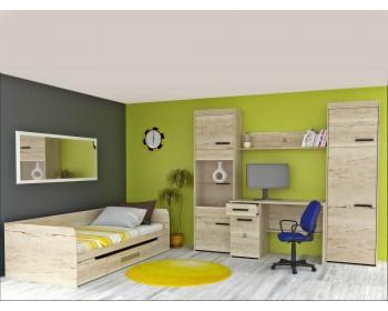 Гарнитур для детской комнаты Мале