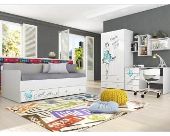 Гарнитур для детской комнаты Модерн