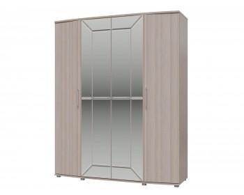 Шкаф 4-х дверный Амели