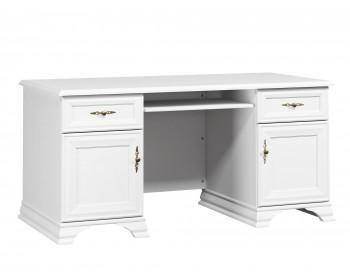 Компьютерный стол Кентаки Белый