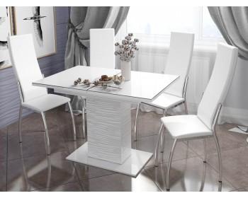 Кухонный стол раздвижной обеденный Бриз