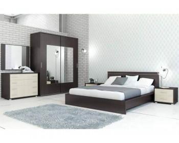 Спальня модульная Агат