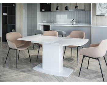 Кухонный стол River Beton