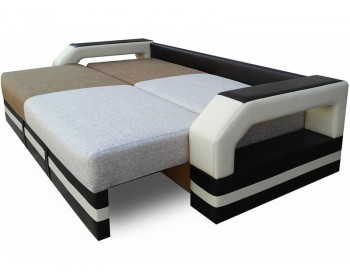 Кожаный диван Манчестер Домино