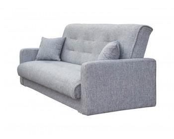Прямой диван Лондон Грей-120