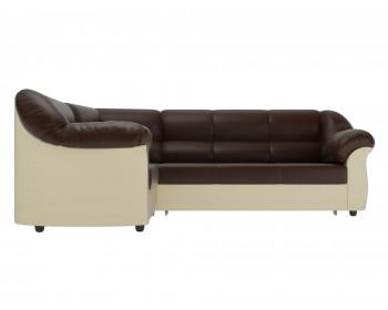 Кожаный диван Карнелла