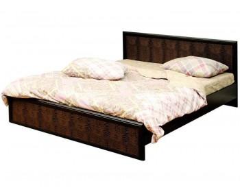 Кровать Волжанка-160 06.02 с настилом