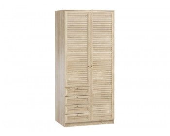 Распашной шкаф Кантри 2.8