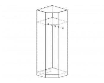 Шкаф угловой Грация-1