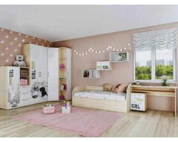 Гарнитур для детской комнаты Сенди