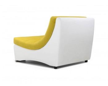Офисное кресло Монреаль Плюш Мастард