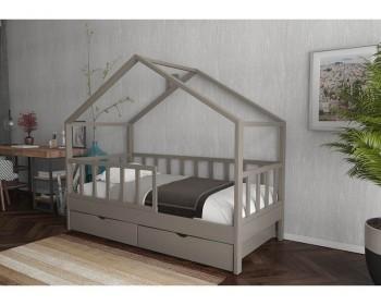 Кровать детская Домик-6