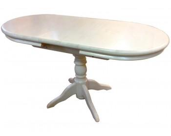Обеденный стол Майкрофт овальный раздвижной
