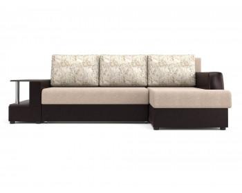 Кожаный диван Франк