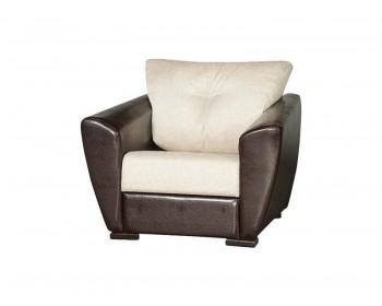 Классическое кресло Амстердам Вудлайн Крем
