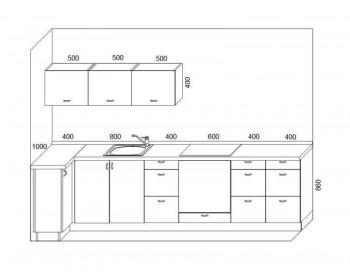 Кухонный гарнитур Лайф-5