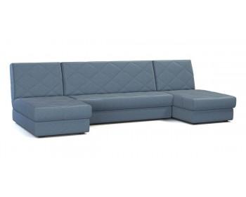 Угловой диван П-образный Баден NEXT
