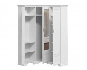 Распашной шкаф Кентаки Белый