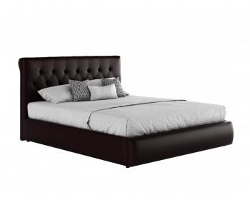 """Мягкая интерьерная кровать """"Амели"""" с подъемным"""