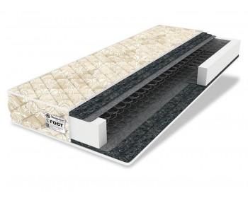 Кровать Адель 900 с багетом и матрасом ГОСТ