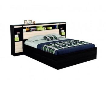"""Двуспальная кровать """"Виктория"""" 1600 с откидным блоком и"""