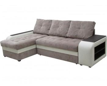 Кожаный диван Парадиз люкс