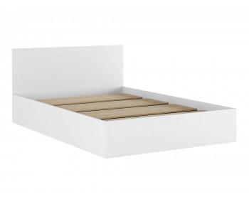 Кровать Виктория 160 белая с матрасом ГОСТ
