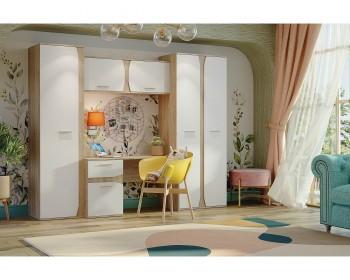 Гарнитур для детской комнаты Бриз