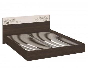 Кровать Мишель в цвете Венге Цаво