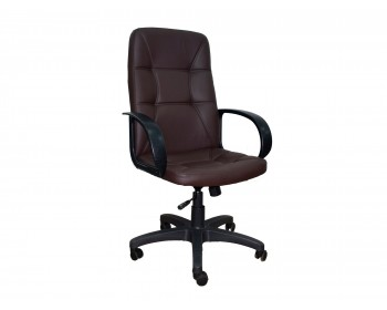 Кресло Офисное Office Lab standart-1591 ЭК Эко кожа шоколад