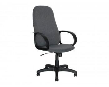 Кресло Офисное Office Lab standart-1331 Ткань рогожка серая