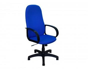Кресло Офисное Office Lab standart-1331 Ткань рогожка синяя