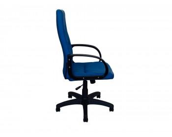 Кресло Офисное Office Lab standart-1371 ЭК Эко кожа синяя
