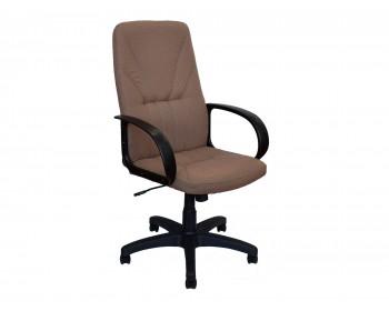 Кресло Офисное Office Lab standart-1371 Т Ткань рогожка коричнев